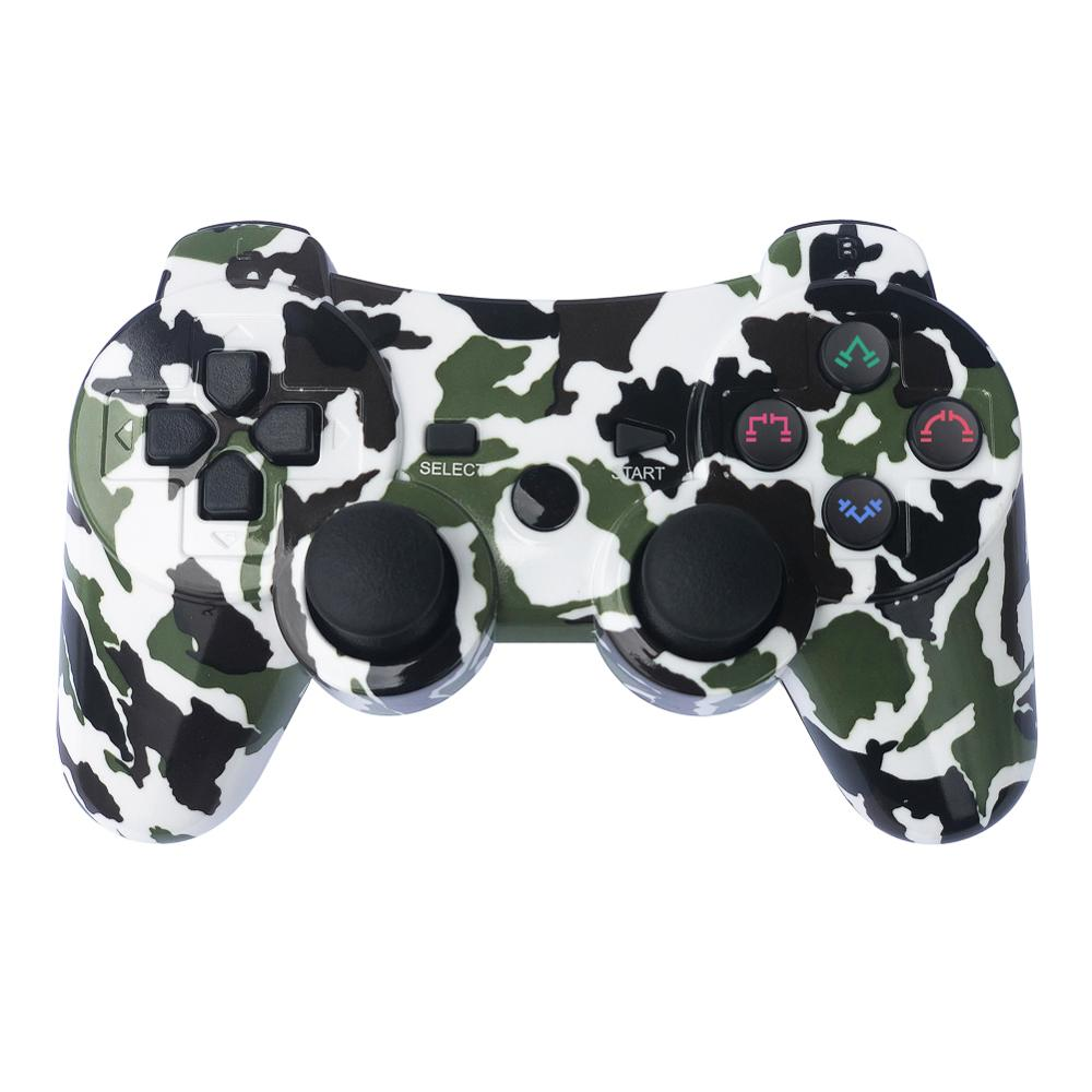 K ISHAKO Genuine Wireless Bluetooth Remote Joypad For PS3 Controller Controler Gaming Joystick For Playstation 3 Console Game