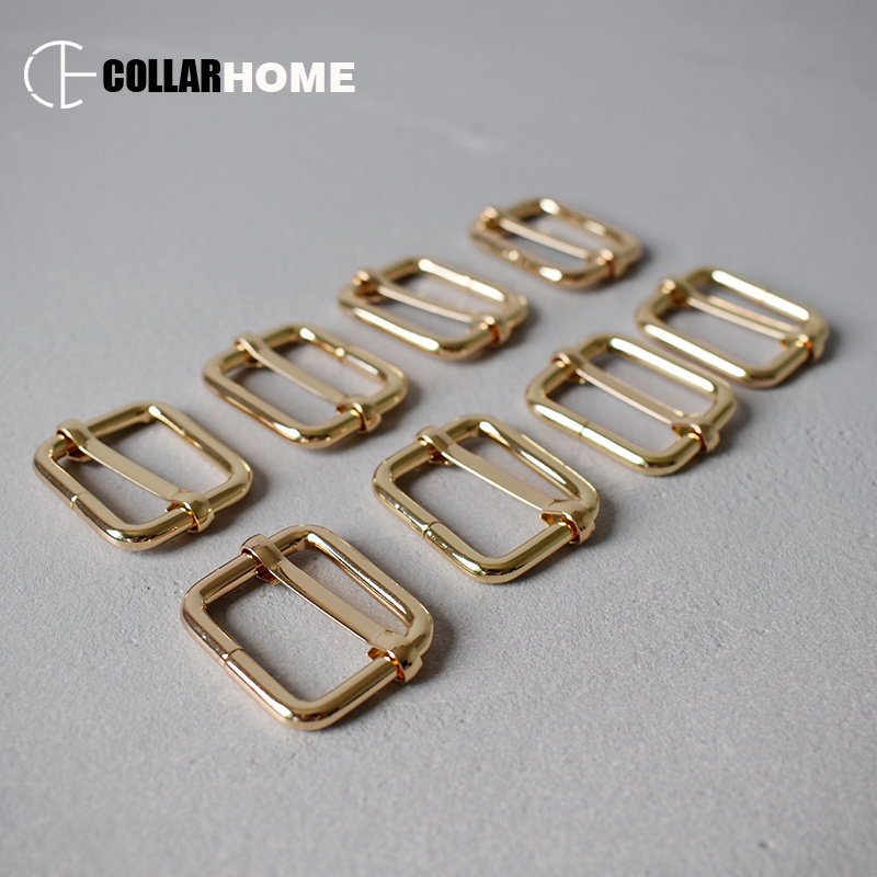 10 sets metal adjusters 1 inch 25mm D rings for bag dog collar harness DIY accessories hardware lobster clasp sale by bulk in Buckles Hooks from Home Garden