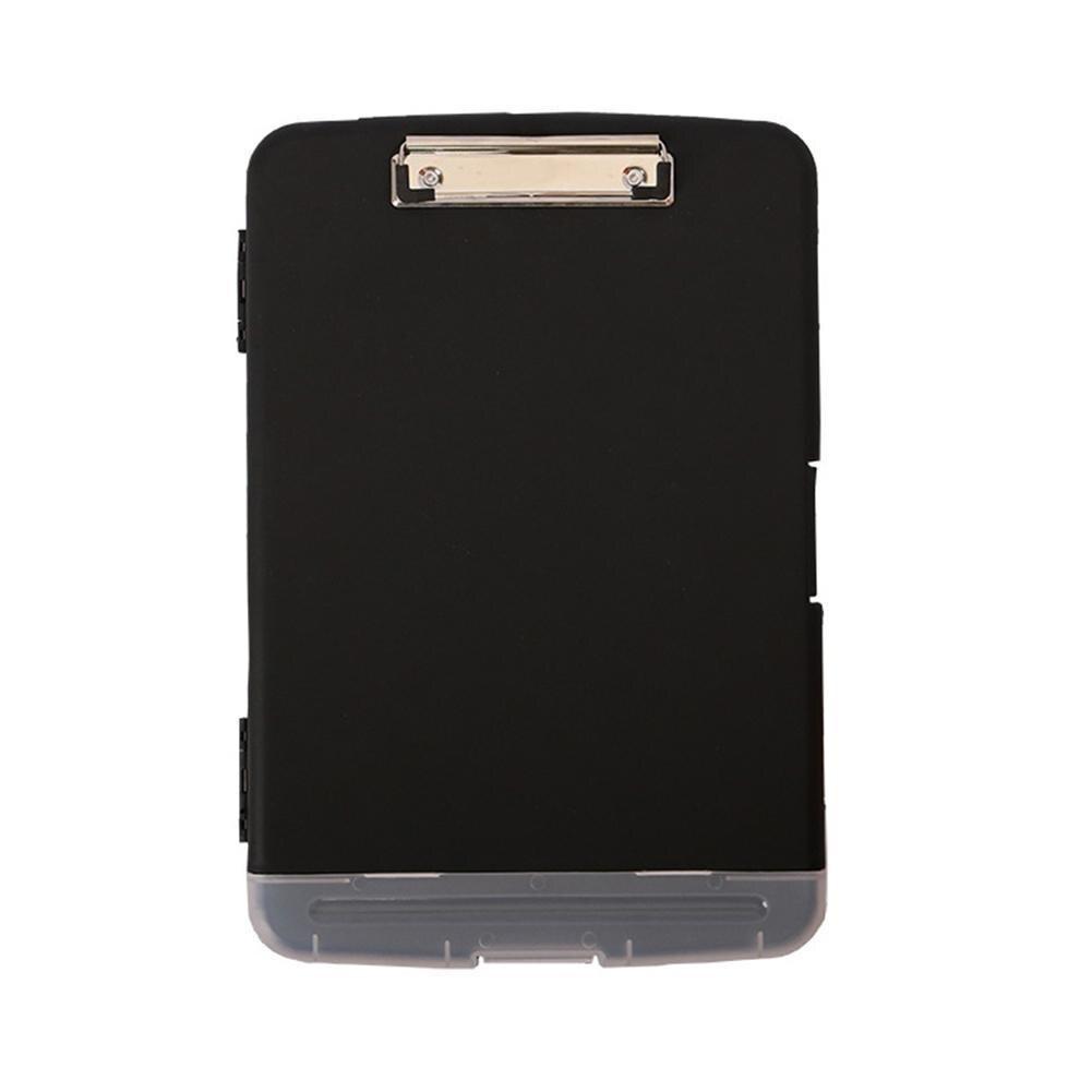 Brand Folder File Box With Storage Clip High Quality Document Clipboard Bag 36.5*24.5*3cm Binder Folder Storage Box Q4G0