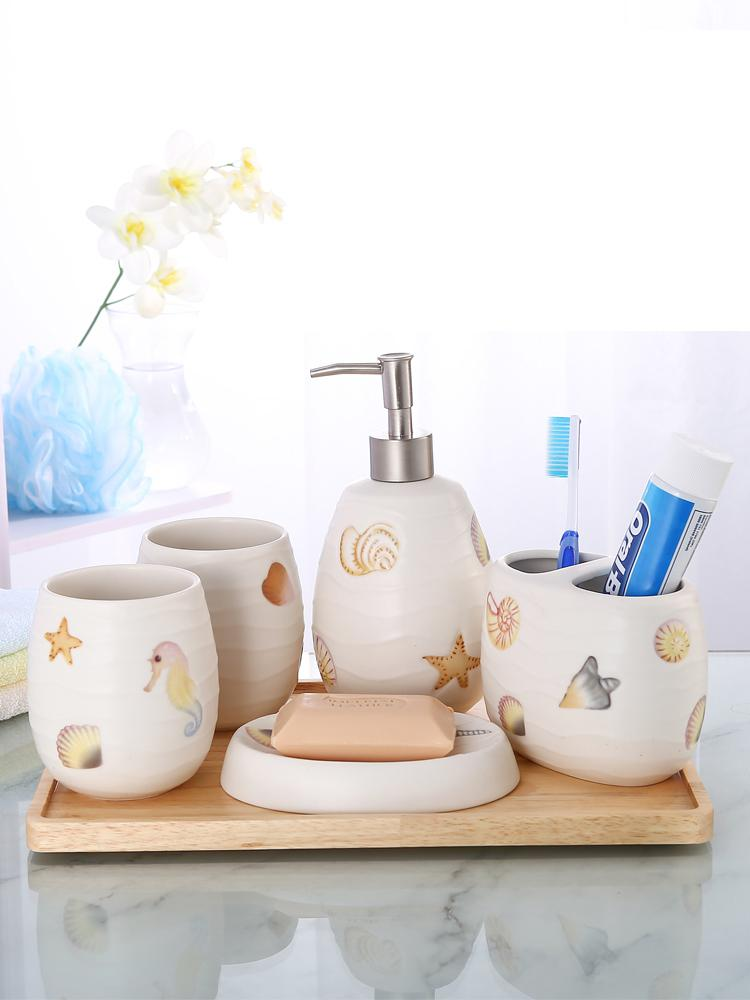 Ant Toothbrush Cup Pink Bathroom Accessories Bathroom Cup Creative Cup Storage Toothbrush Cups With Habdle Bathroom kit