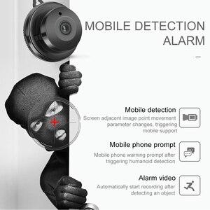 Image 3 - Yoosee אפליקציה 1080P HD Wifi מיני מצלמה אבטחת בית P2P CCTV מצלמה WiFi ראיית לילה אלחוטי מעקב מצלמה מרחוק צג