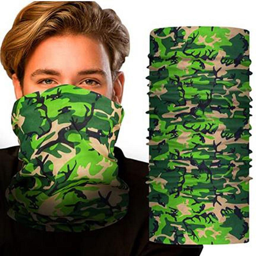 1 шт., многофункциональная маска бандана для шеи, дышащая маска Балаклава, чехол для лица из ледяного шелка|Мужские маски-балаклавы|   | АлиЭкспресс