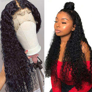 Amanda Human Hair Wigs Lace Front 13x4 Kinky Curly Mongolian Hair Wigs for Black Women PrePlucked Hairline 150% Density 8-26