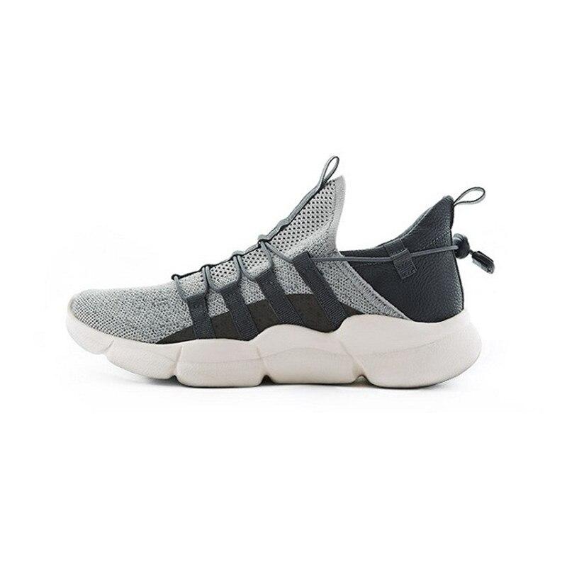 XIAOMI chaussures de Sport en cours d'exécution semelle polymère chaussures de Sport antidérapantes perméables à la transpiration chaussures souples confortables
