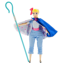 16'' Toy Story 4 Talking Woody Jessie Buzz Lightyear Bo Peep Doll Action Figures Collectible Model Toy for Children цена и фото