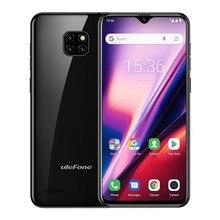 Ulefone nota 7t smartphone android 10 telefone celular 6.1