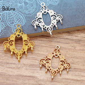 BoYuTe 50Pcs Metal Alloy 25*30
