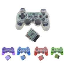 Беспроводной bluetooth контроллер для геймпада sony ps2 24g