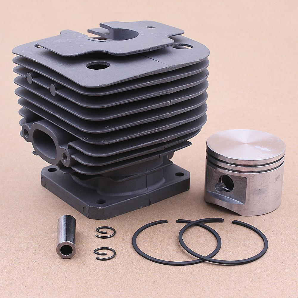 Tools : 44MM Cylinder Piston Kit For Stihl FS400 FS450 FS480 SP400 FR450  W Pin Ring Trimmer Brush Cutter Parts 4116 020 1215