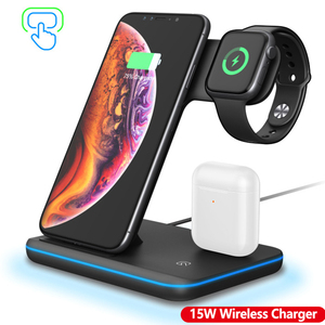 Qi Wireless Charger Stand Dock