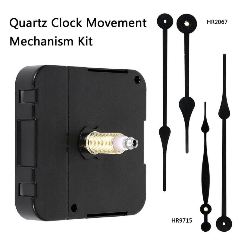 DIY High Torque Quartz For Tide Controlled Clock Movement Motor Mechanism Kit 230MM /208MM Hour Minute Hands Fitting Clock Parts