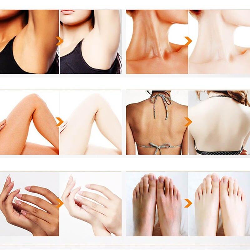Collagene latte sbiancante crema per il corpo sbiancamento della pelle idratante lozione per il corpo crema schiarente per la pelle 2