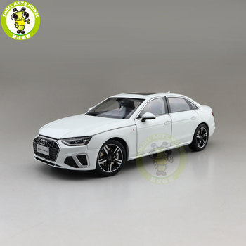 1/18 ALL NEW A4 A4L 2020 Diecast Metal Model Toys Car Boys Girls Gifts image