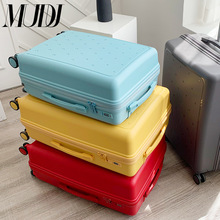 Travel-Bag Rolling-Luggage Suitcase Spinner Ultra-Light Luxury Brand PP 28--Inch 20-24-100%Pp