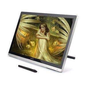 """Image 2 - Huion 21.5 """"GT220 V2 Đồ Họa Máy Tính Bảng Vẽ Màn Hình 8192 Bút Áp Chuyên Nghiệp IPS Bút Màn Hình Hiển Thị Màn Hình HD Cho Windows và Mac"""