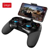 Ipega-mando PG-9156 Bluetooth 2,4G WIFI, mando para móvil, Joystick para Android, teléfono inteligente celular, TV Box PC PS3