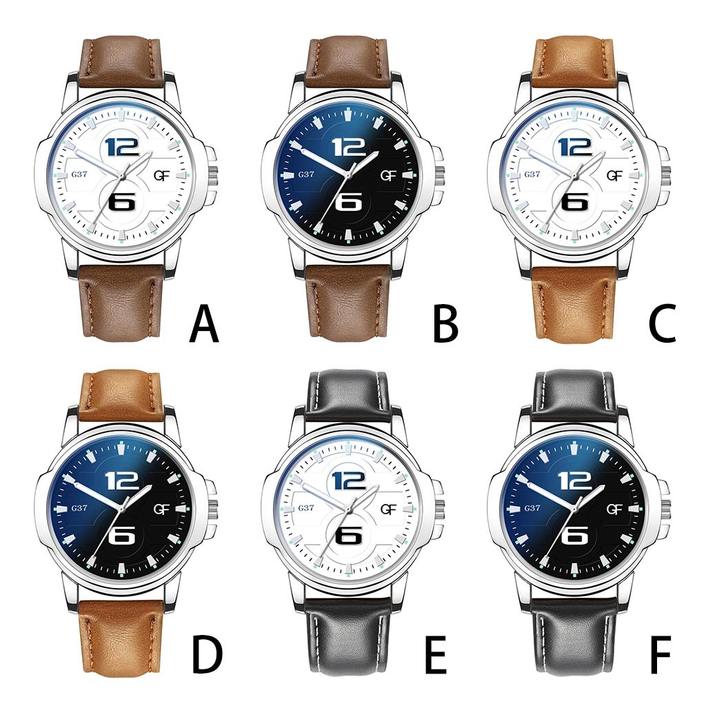 Top Brand Fashion Quartz Watch Men Watches Luxury Male Clock Business Mens Wrist Watch Custom Design часы мужские наручные 5