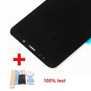 """Image 5 - Pour Xiaomi Redmi 5 Plus écran LCD écran tactile 100% nouveau FHD 5.99 """"numériseur assemblée accessoire de remplacement pour Redmi5 Plus"""