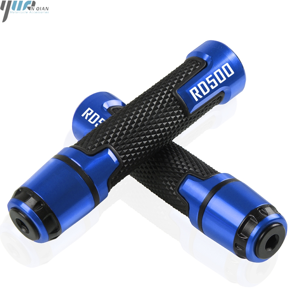 For Yamaha RD500 RD 500 RD-500 Super Motorcycle Street & Racing Moto Racing Grips Motorcycle Handle And Ends Handlebar Grip