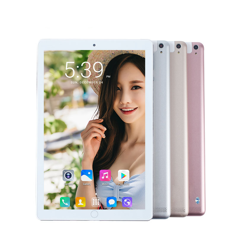 2020 Newest 10.1 Inch Tablet Android 9.0 Octa Core 6GB RAM 128GB ROM 4G LTE Wifi Bluetooth GPS Phone Call Tablet 1920*1280 IPS