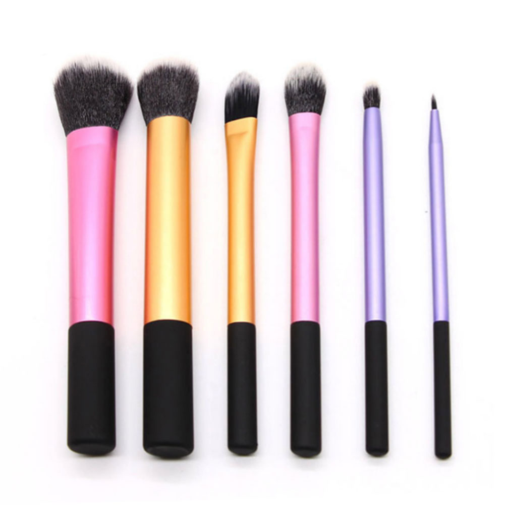 Makeup-Brush-Set Concealer Cosmetic-Tool Eyeshadow Foundation Lightweight Professional
