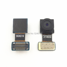 Get more info on the 1pcs Front Facing small Camera Module Flex Cable For Samsung Galaxy J7 J700F J700 Universal type Selfie Camera Original