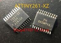 무료 배송 10 개/몫 ATTINY261 XZ ATTINY261 TINY261 T261 XZ TSSOP 20|배터리 액세사리 & 충전 액세사리|   -