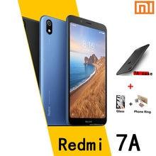 Smartphone xiaomi redmi 7a quadro global instalado com google market 3gb 32gb 4000mah snapdragon 439
