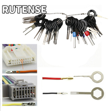 Electrical-Wiring Pin-Extractor-Kit Hand-Tools Car-Terminal-Removal Crimp-Connector Hot