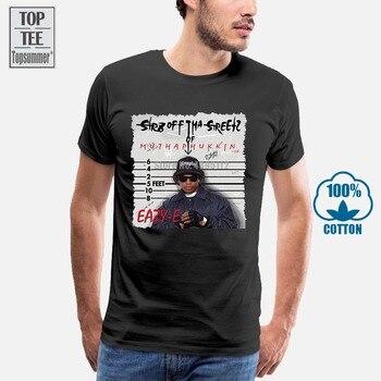 Eazy E Straight Off The Streets Of Compton Album Shirt цена 2017
