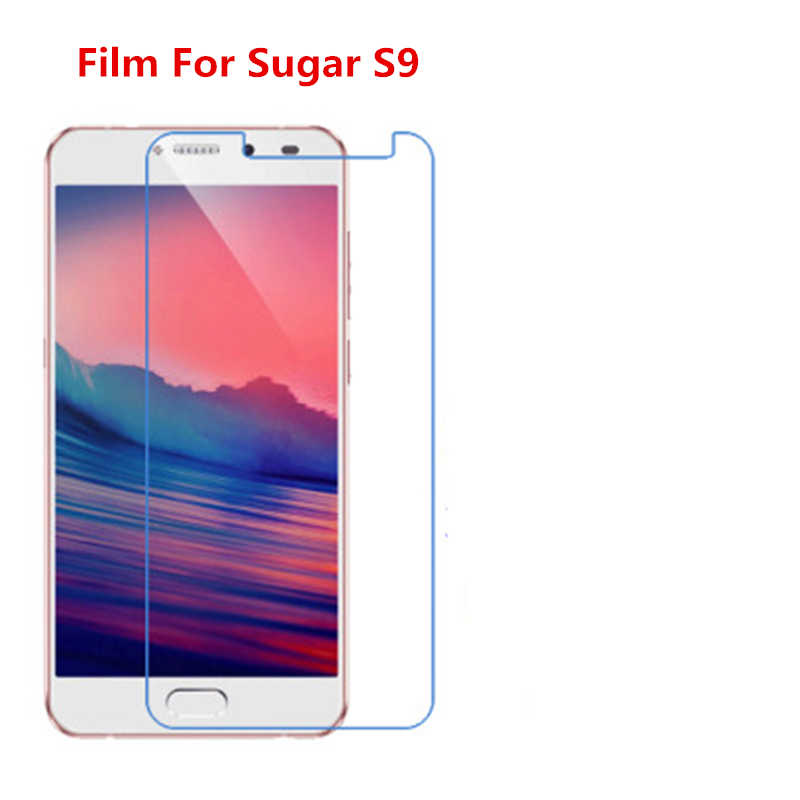 1/2/5/10 Pcs Ultra Thin Klar HD LCD Screen Protector Film Mit Reinigungs Tuch Film Für Zucker s9.