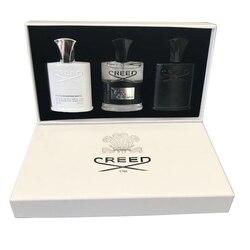 Parfum Men Creed Perfume para hombres Perfume Original para hombre con feramones Set de Perfumes de fragancia para hombre 3*30ml
