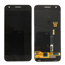 Top quality 100%Tested LCD Display For HTC Google Pixel LCD Nexus S1 Display with Touch Screen Digitizer Replacement jskei для htc 816h lcd black
