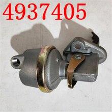 4937405 4BT 6BT запчасти дизельного двигателя насос подачи топлива ручной насос