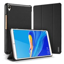 Flip Case For Huawei M6 8.4 PU Leather PC Bumper Shockproof Protective Stand Auto Sleep Wake Up Cover Funda Tablet Bag