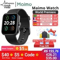 【World Premiere】Global versión Maimo reloj inteligente 1,69