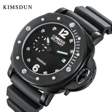 Mens Casual Sport Quartz Watch Mens Watches Top Brand Luxury Quartz Watch Rubber strap Military Watch Wrist Male Clock