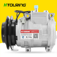 цены 10PA15C A/C Air Compressor For Toyota Landcruiser HZJ79R 1999-2006 1HZ 4.2L Diesel 447100-3090 447200-0329 4471003090 4472000329