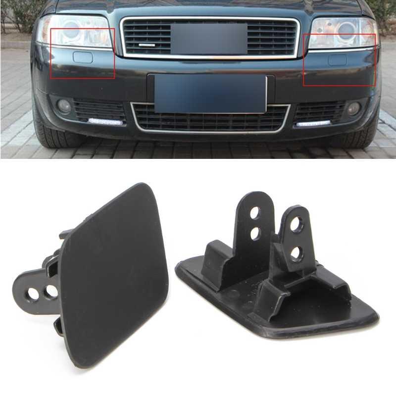 سيارة التصميم جبهة اليسار الحق العلوي غسالة جيت رذاذ غطاء فوهة غطاء ل BMW X5 E70 سيارات زينة الخارجي