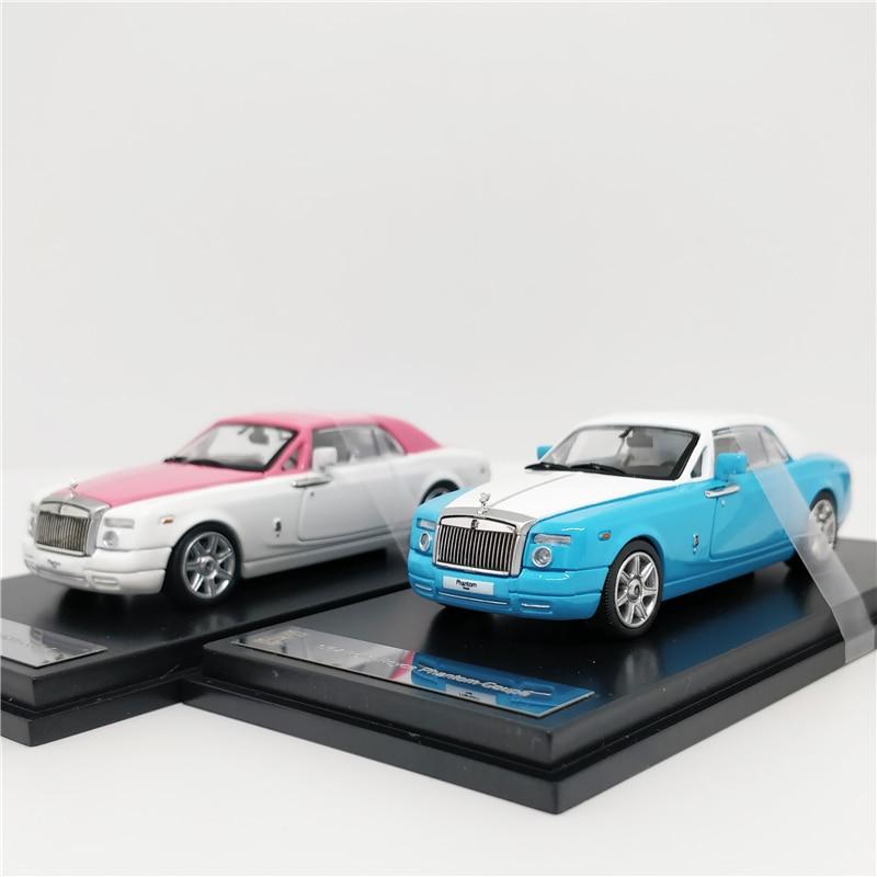 1:64 Rolls Royce Phantom Coupe Diecast Model Car