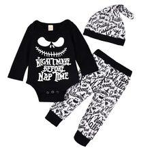 Детские комбинезоны; Детская футболка на Хэллоуин для мальчиков;