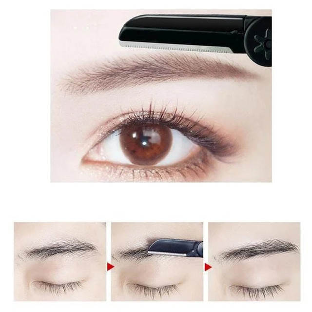 Pain free Eyebrow Trimmer Tool  5