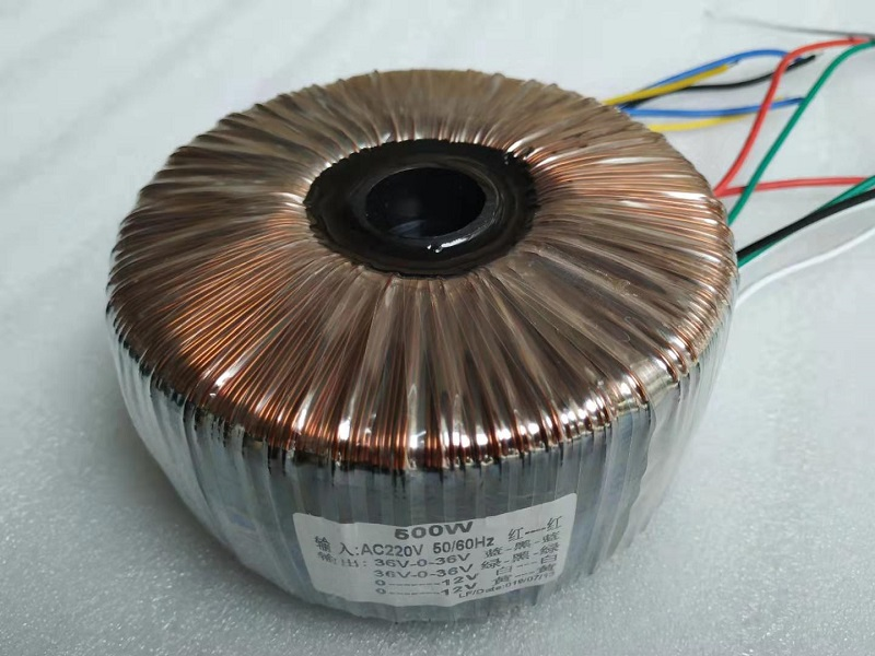 WEILIANG AUDIO 500W Toroidal Transformer For A60 And A60+