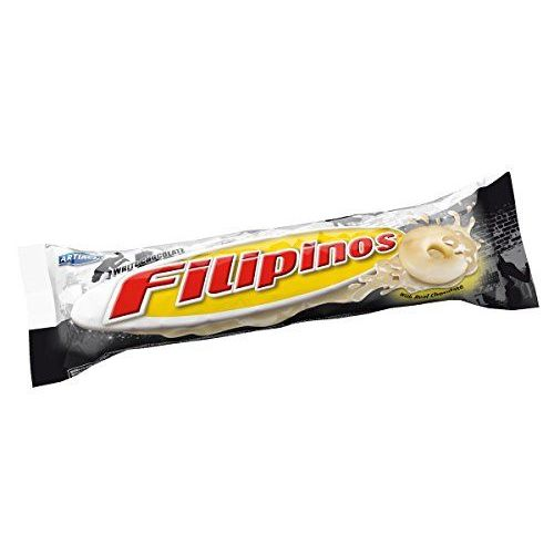 Cuetara Filipinos Biscuits White Chocolate 135 G
