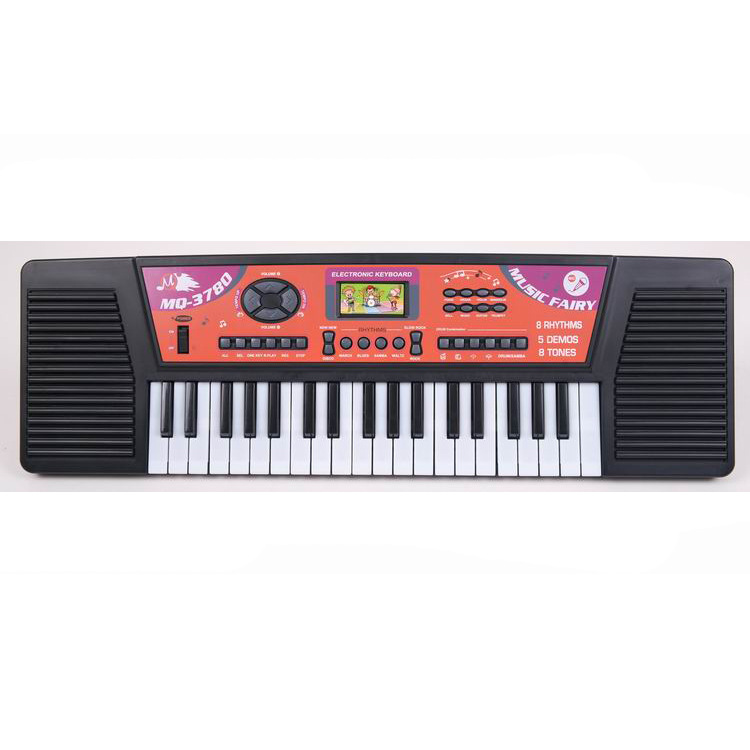 Children Multi-functional Electronic Keyboard With Microphone Educational Vocal Music Toy Xue Xi Qin Cartoon Music ENLIGHTEN Toy