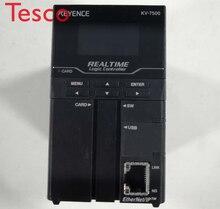 PLC Programmable Controller CPU KEYENCE KV-7500 New original