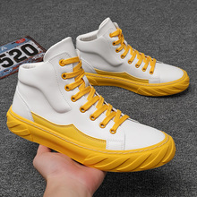 New Spring Autumn Ins Sneakers Men Shoes Fashion Brand Male