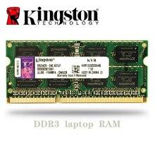 קינגסטון NB 2GB 4GB 8GB PC3 DDR3 1066Mhz 1333Mhz 1600 Mhz SO DIMM מחשב נייד מחברת זיכרון RAM 2g 4g 8g 1333 1600 Mhz