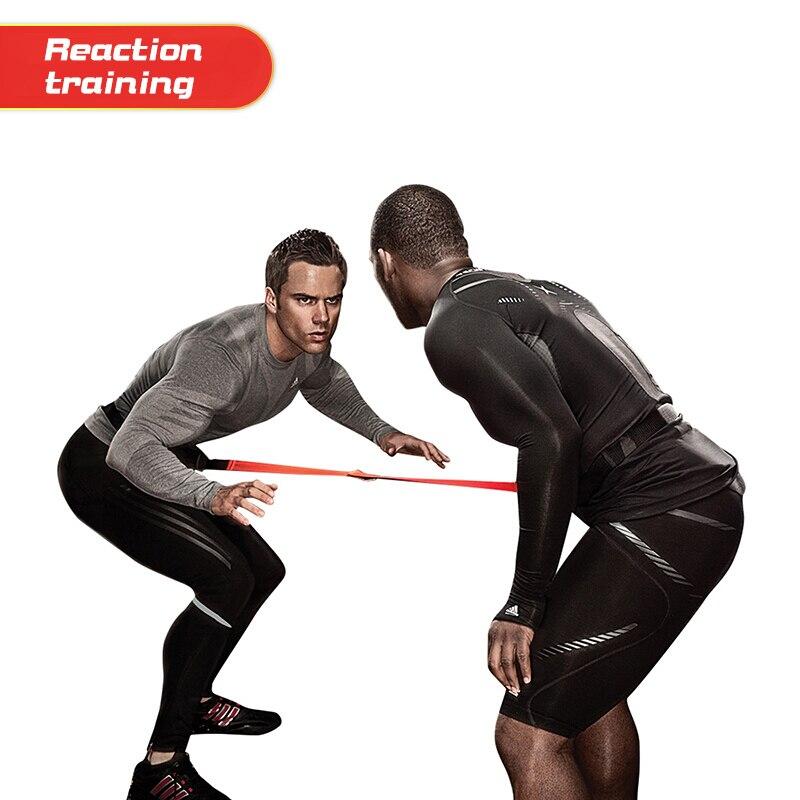 Basketball Football Soccer Agility Training Belt For Children/Adults Sport Evasion Belt Defensive Speed Reaction Training Straps
