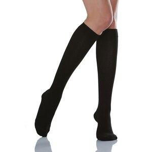 "Image 4 - אטום דחיסת גרביים, תמיכה מוצקה 20 30 מ""מ כספית שיפוע גרביים, הטוב ביותר עבור טיפול נפיחות, דליות, בצקת, הריון"